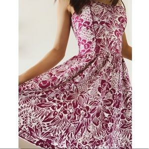 LIKE FOR DISCOUNT! Purple Floral Summer Dress Girl